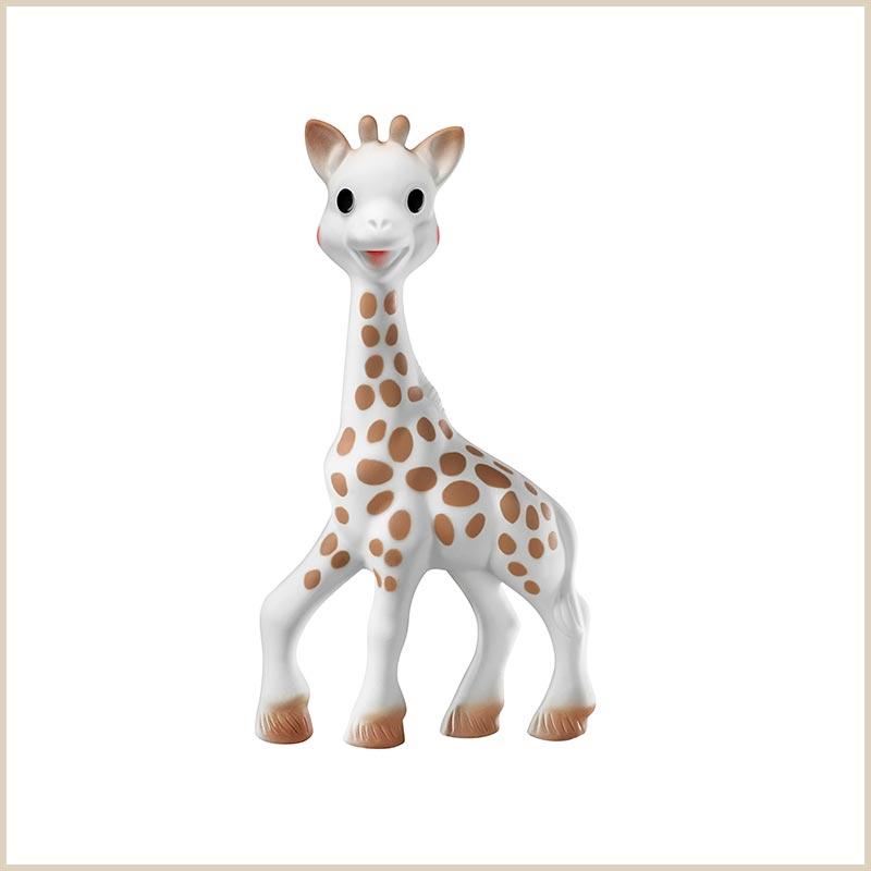 Babyspielzeug ab Geburt: Sophie la Girafe®
