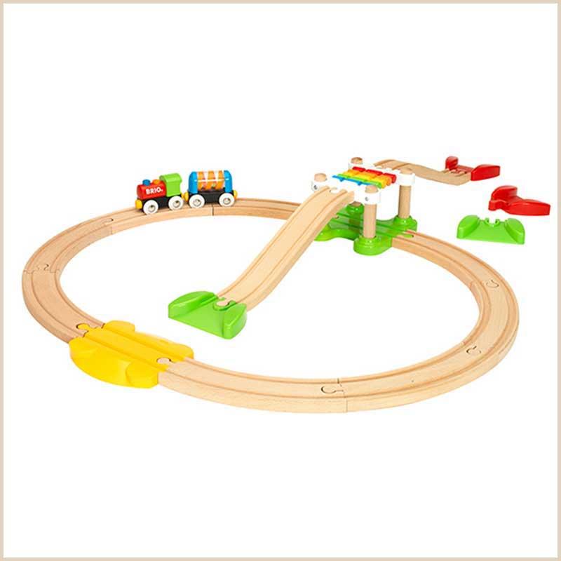 Eisenbahn Brio Starter Set