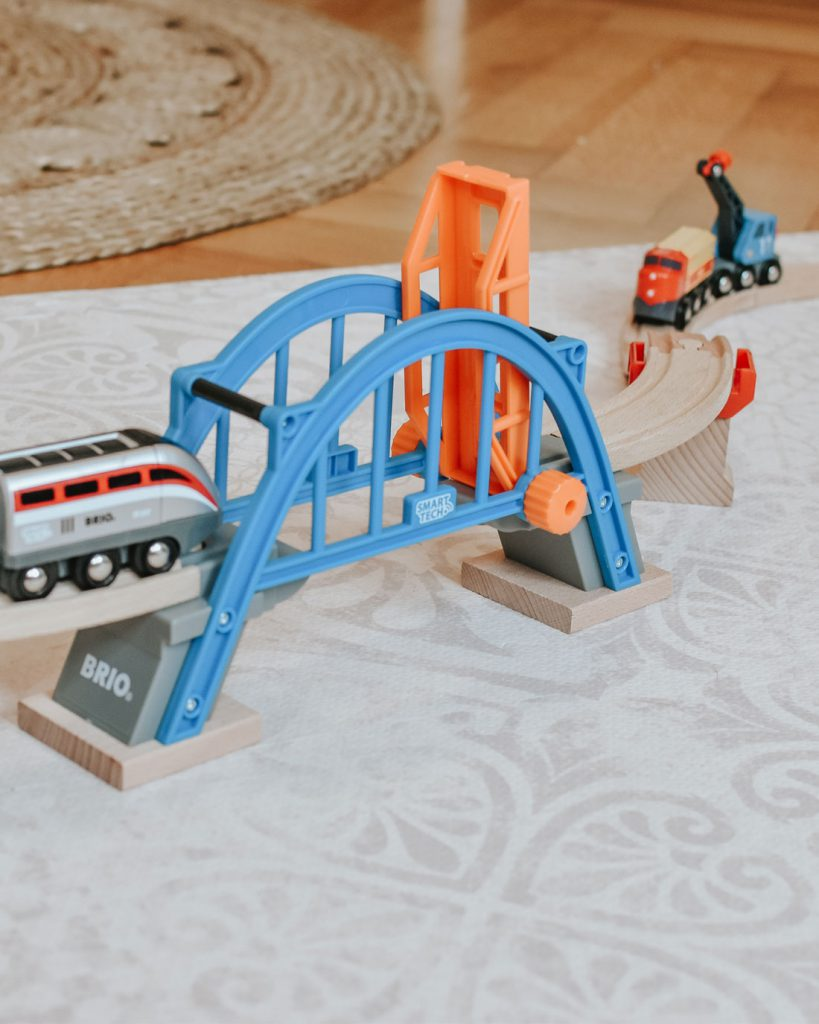 Brio Hebebrücke