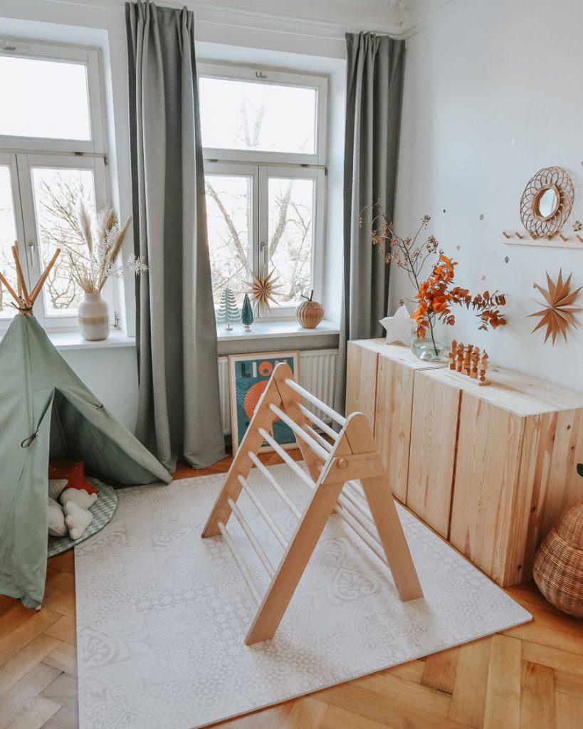 Toddlekind Spielmatte im Kinderzimmer